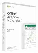 Офисное приложение Microsoft Office Home and Business 2019 Rus Only Medialess P6 (T5D-03361)